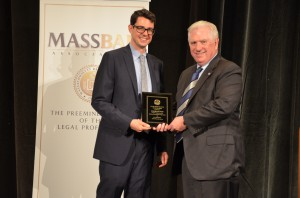 2015 Ben Evans MBA Public Defender of the Year