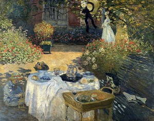 Monet_Luncheon